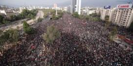 Aardbeving treft Chili tijdens protesten in Santiago