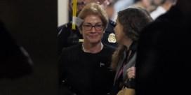 Amerikaanse ambassadeur in Kiev voelde zich 'bedreigd' door Trump
