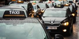 Brusselse taxisector organiseert op dinsdag 26 november nieuwe protestactie