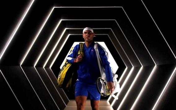 Rafael Nadal denkt ATP Finals te kunnen spelen