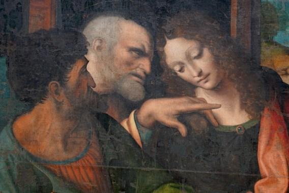 Professor houdt vol dat Da Vinci meeschilderde in Tongerlo