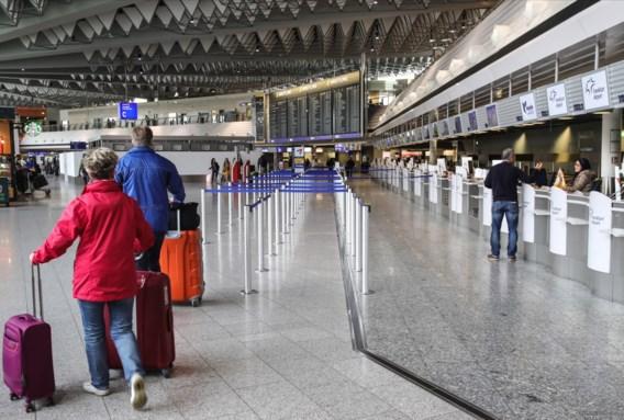 Lufthansa schrapt 1.300 vluchten door staking