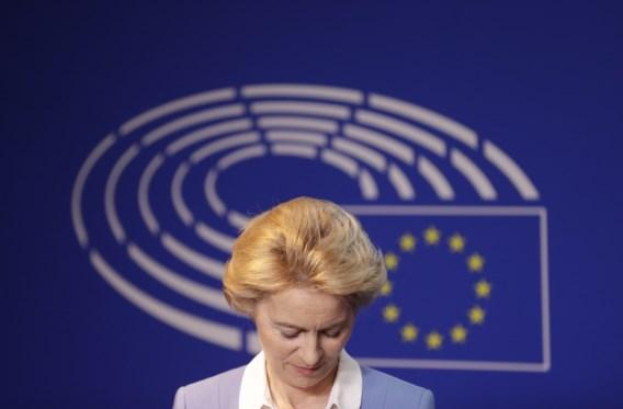 Ursula Von der Leyen kiest voor Roemeense en vraagt Britse kandidaat-commissaris