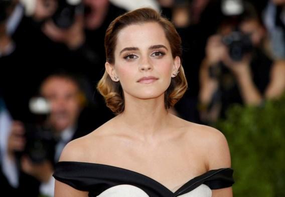 Emma Watson zit in een 'zelfpartnerschap'