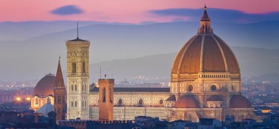 Leonardo da Vinci terug in Firenze