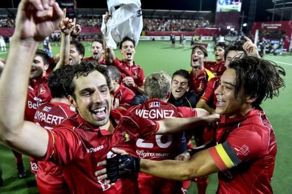 Nationale Trofee voor Sportverdienste voor Red Lions