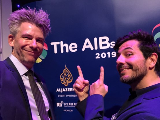 'Down the road' wint AIB Impact Award in Londen