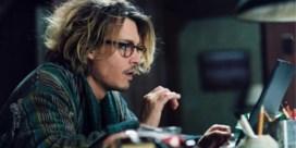 TV-tips. Johnny Depp als getormenteerde schrijver met een writer's block