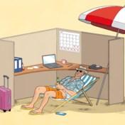 Trendy: loon inruilen voor extra vakantiedagen