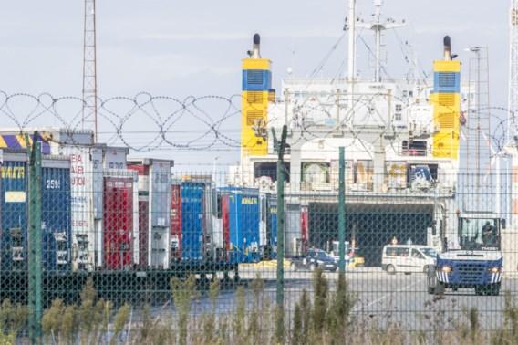 Duitser aangehouden voor mensensmokkel in Zeebrugge