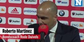 Bondscoach Roberto Martinez roept verrassend Elias Cobbaut op voor cruciale matchen Rode Duivels
