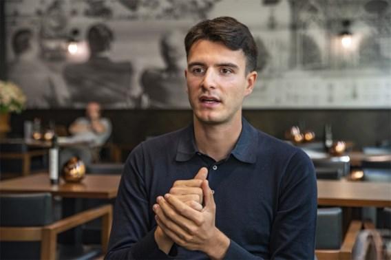 De jongste partijvoorzitter ooit in België: 'We gaan met iets nieuws komen'
