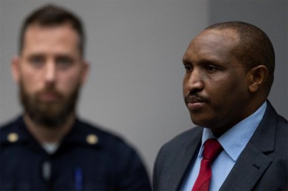 Gewezen Congolese krijgsheer Ntaganda veroordeeld tot dertig jaar cel
