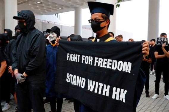 Eerste dode bij protesten in Hongkong