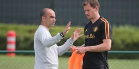Roberto Martinez maakt laatste selectie van dit jaar bekend: achterin zal moeten geschoven worden bij Rode Duivels