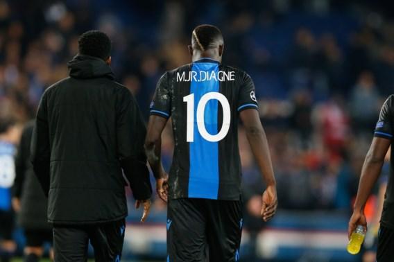 Diagne verdeelt Brugse spelersgroep: dit gebeurde in de kleedkamer na noodlottige penalty