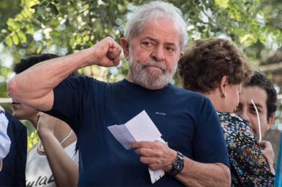 Braziliaanse ex-president Lula vrijgelaten dankzij arrest Hooggerechtshof