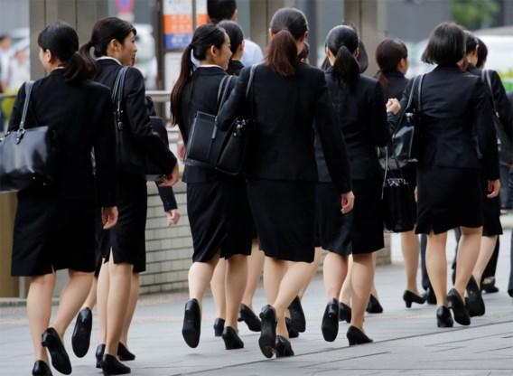 Japanse vrouwen strijden om bril te mogen dragen op de werkvloer