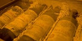 Weer voorraden Wijnmakelaarsunie Diepenbeek onder de hamer in kasteel Genoels-Elderen
