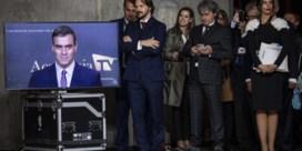 'Pedro Sánchez wil Emmanuel Macron achterna'