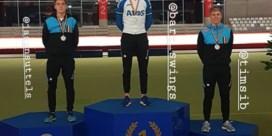 Bart Swings wint met overmacht Belgische schaatstitel, ook Stien Vanhoutte pakt goud