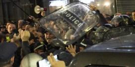 Betogingen in Georgië tegen film over twee verliefde mannelijke dansers