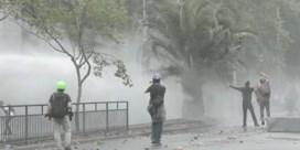 Nieuw massaal protest in Chili: politie zet grove middelen in