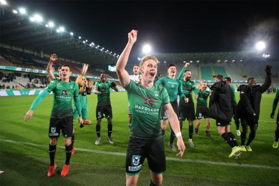 Cercle Brugge boekt tweede zege van het seizoen tegen STVV