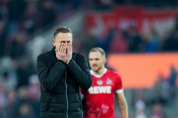 FC Keulen, de ploeg van Birger Verstraete, zet zijn coach aan de deur