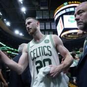 NBA. Boston blijft winnen, maar ziet sterspeler Gordon Hayward geblesseerd uitvallen