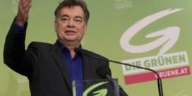 Oostenrijkse groenen willen met centrumrechts onderhandelen