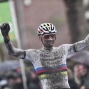 Geen jetlag voor Mathieu van der Poel: wereldkampioen overklast in Niel andermaal de tegenstand