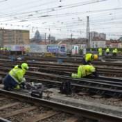 Treinverkeer Brussel loopt vanaf dinsdagochtend opnieuw normaal