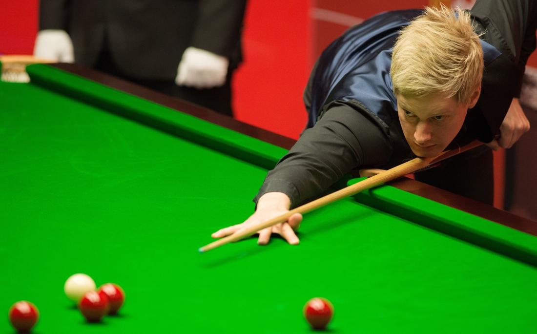 Neil Robertson steekt titel op zak in prestigieus snookertoernooi Champion of Champions - De Standaard