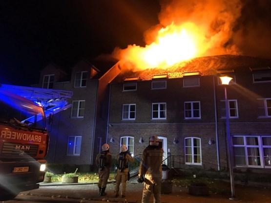 Brand in toekomstig asielcentrum Bilzen werd aangestoken