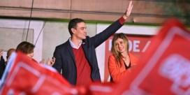 Socialistische PSOE blijft grootste in Spanje, uiterst rechtse Vox eindigt derde