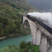 Stoomtrein op prachtige Sloveense spoorweg krijgt nieuw leven als toeristische attractie