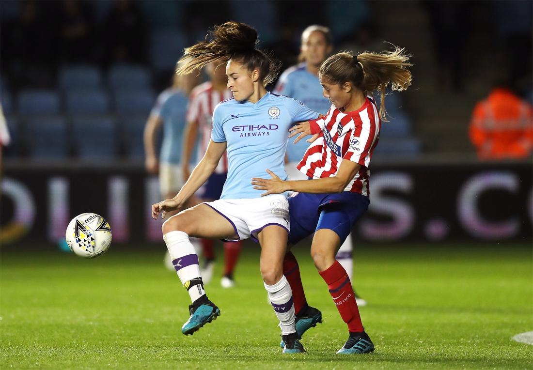 """Tessa Wullaert wil meer spelen bij Manchester City: """"Maar ik maak me geen zorgen, mijn contract loopt af"""""""