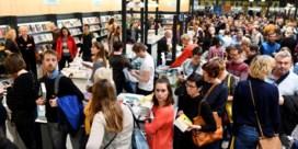 Boekenbeurs lokt 3.000 bezoekers meer dan vorig jaar