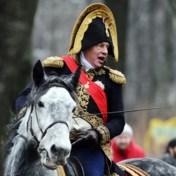 Napoleon had afgehakte armen in zijn rugzak