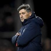 Mazzu ontslagen als trainer van KRC Genk