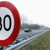 Maximumsnelheid in Nederland overal naar 100 km, behalve 's nachts