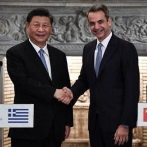 China en Griekenland halen banden aan
