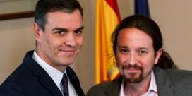 Sánchez zet progressieve minderheidsregering op de rails