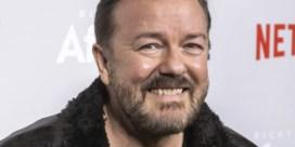 Ricky Gervais keert toch terug als presentator Golden Globes