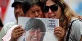 Ex-president van Bolivia krijgt asiel in Mexico na protesten