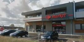 Klant ontwapent overvallers van Carrefour Market in Flémalle