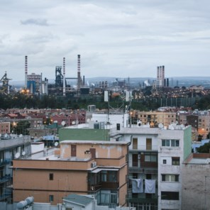 Europese staalindustrie vecht tegen crisis