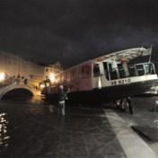 Venetië getroffen door uitzonderlijk hoogwater