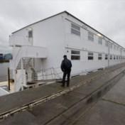 Gentse asielboot krijgt politie- en camerabewaking